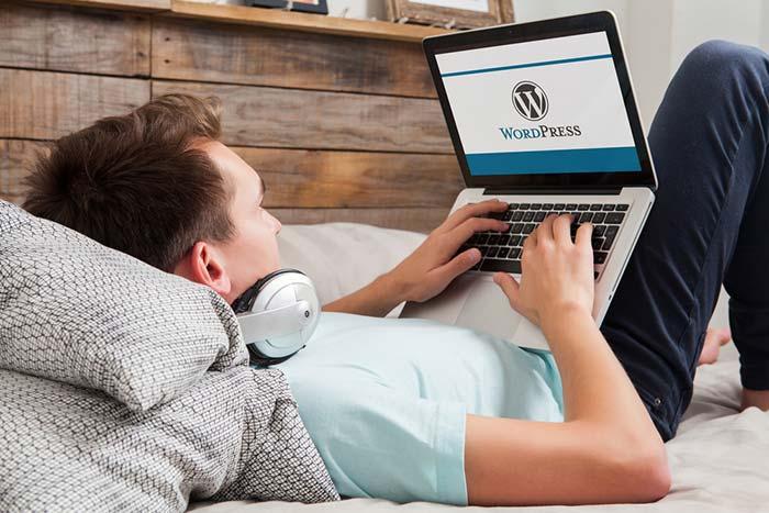 Wordpress og webdesign