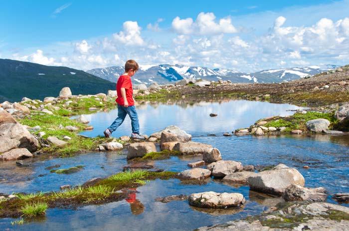 Sommer i Norge
