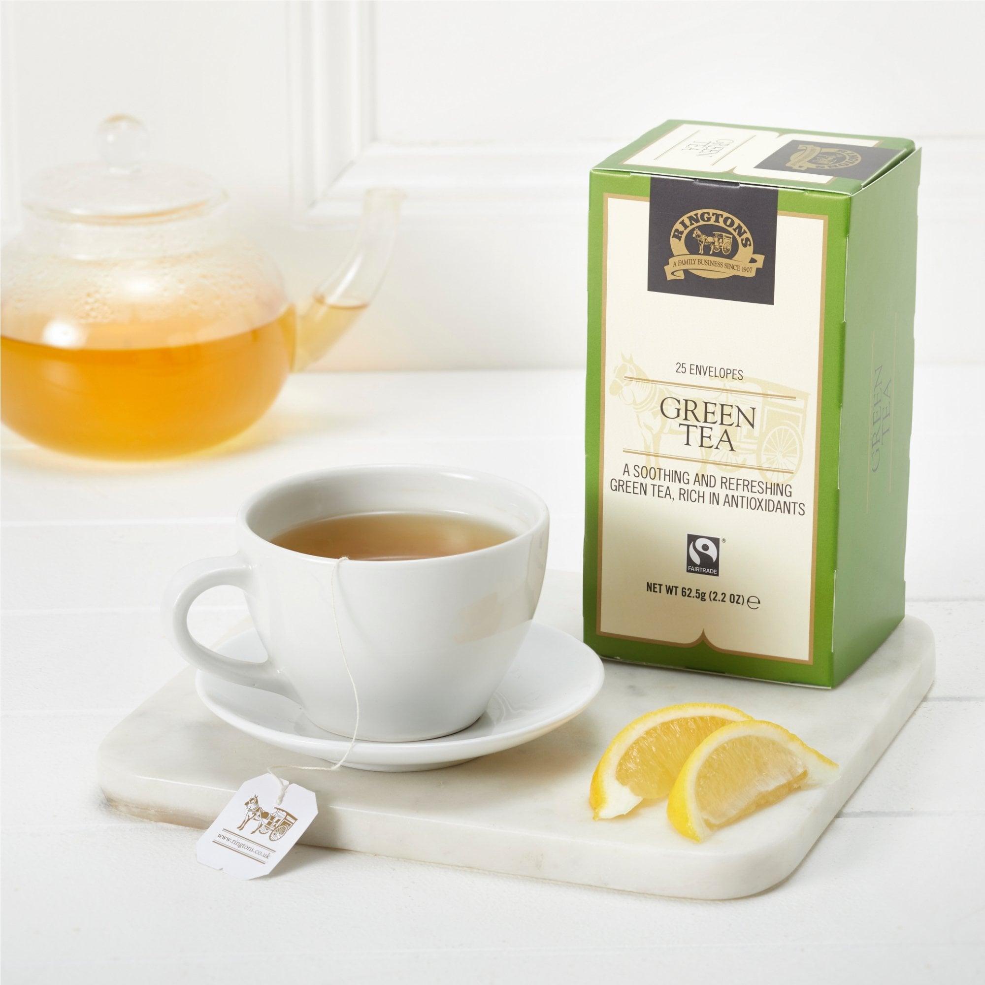 Mirakeldrikken grønn te